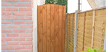 How to Stain a Wooden Gate or Fence