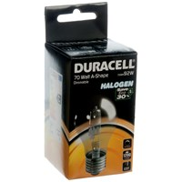 Duracell  Eco Halogen A Shape Light Bulb - 70W ES