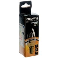 Duracell  Eco Halogen Candle Light Bulb - 28W SBC