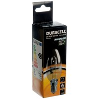 Duracell  Eco Halogen Candle Light Bulb - 28W SES