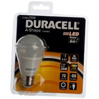 Duracell  LED GLS Light Bulb - 6W ES