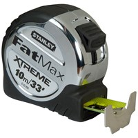 Stanley FatMax Xtreme Tape Measure - 10m (33ft)