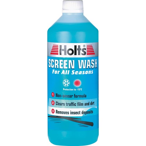 Holts  Screenwash - 1 Litre