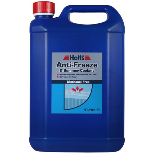 Holts  Anti-Freeze & Summer Coolant - 5 Litre