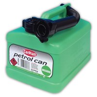 Car Plan  Green Petrol Can - 5 Litre