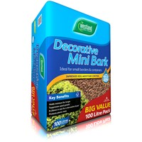 Westland  Decorative Mini Bark - 100 Litre