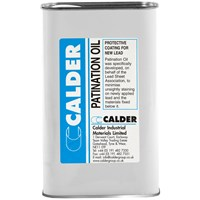Calder  Patination Oil - 1 Litre