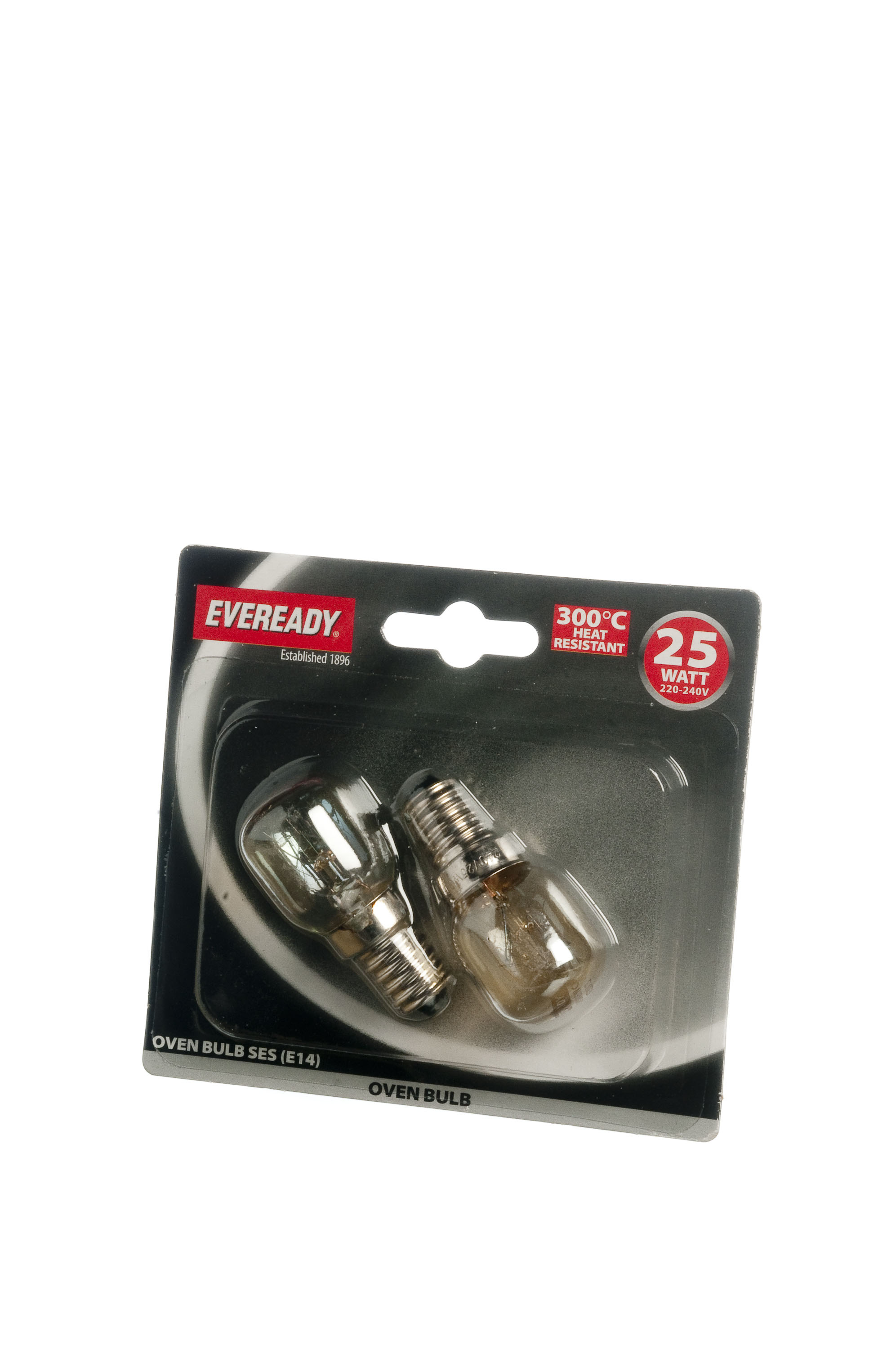 Eveready Oven Lamp 25w SES
