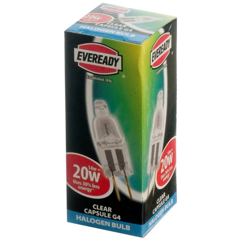 Eveready  Eco Halogen Light Bulb - 14W G4