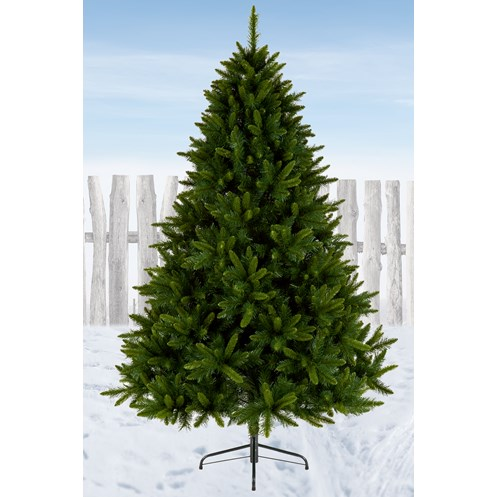 Premier Decorations  King Pine Artificial Christmas Tree - 7.5ft