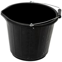 Phoenix  Black Calf Bucket - 2 Gallon