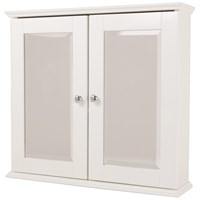 Tema  New England Double Cabinet - White