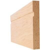 Picton  Oak Contemporary Pre-Finished Architrave - 4in