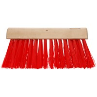 Dosco  Synthetic Yard Brush Head - 14in