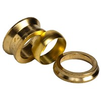 Mez Brass Compression 348 Reducing Set Pipe Fitting