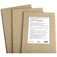Norbord  Chipboard Loft Panels - 18 x 320 x 1200mm