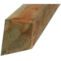 SNR  Treated Square Timber Post - 75 x 75mm