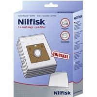 Nilfisk  Coupe & Go Series Dustbags
