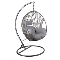 Sorrento Hanging Egg Chair and Stand